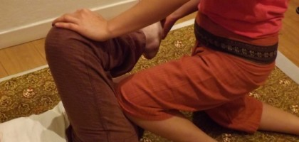 Traditional Thai Massage